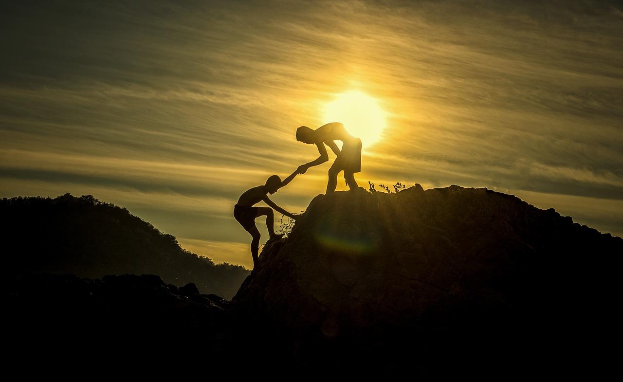 selbstgesteckte Ziele bringen Erfolg